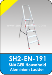 Snager Household Aluminium Ladder