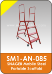 Snager Mobile Steel Portable Scaffold