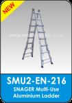 Snager Multi-Use Aluminium Ladder