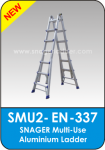 Snager Multi-Use Aluminium Ladder