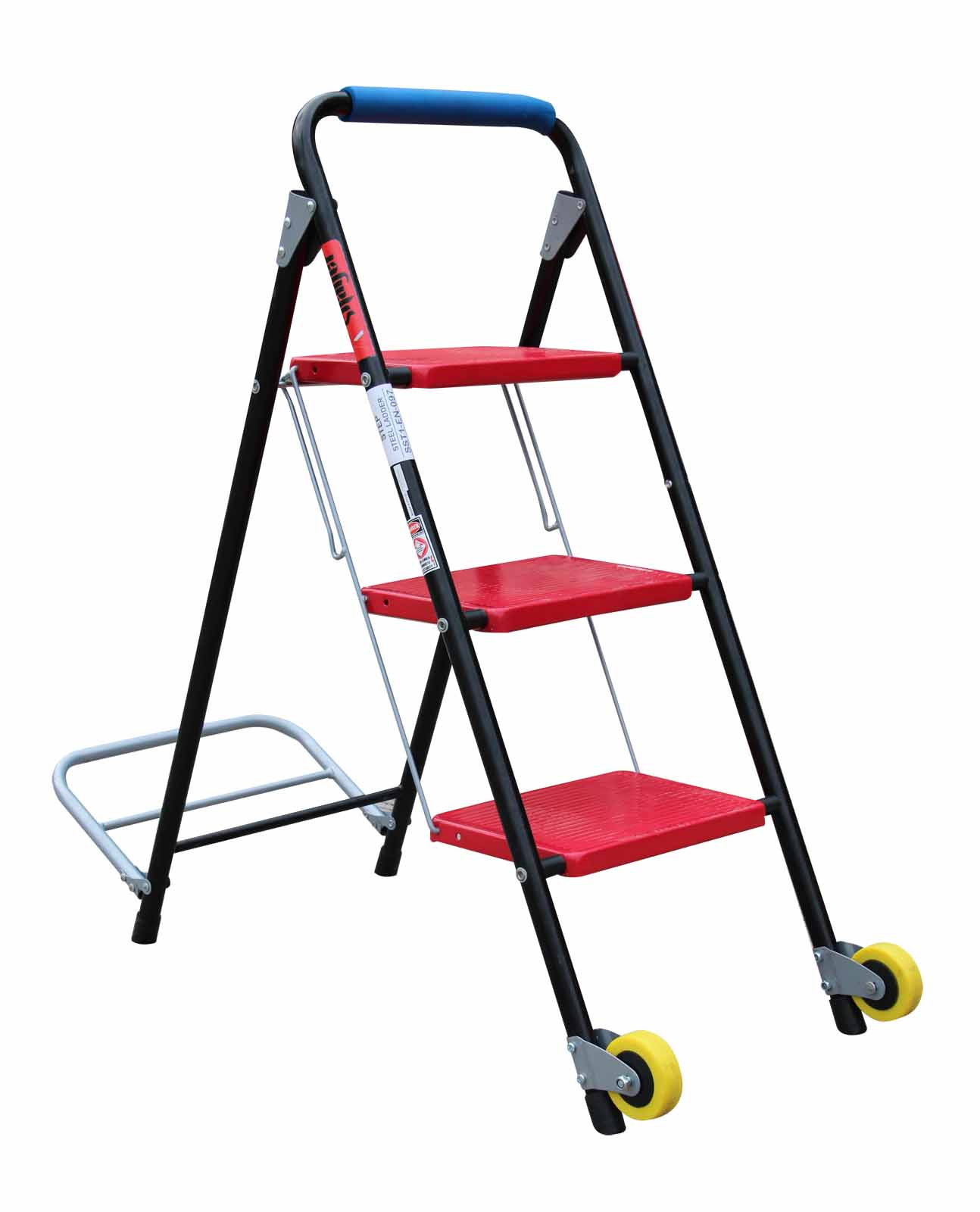 Step Steel Ladder/ Hand Truck Trolley
