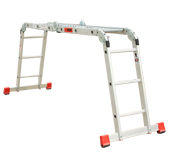 Step Swivel Alumunium Ladder